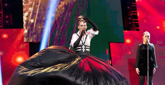 """""""Eurovizijos"""" nacionalinėje atrankoje ietis sukryžiuos buvę muzikinio šou konkurentai"""