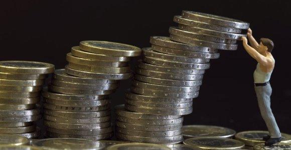 Trukt už vadžių – vėl iš pradžių: nauja euro zonos krizė gali tūnoti už kampo
