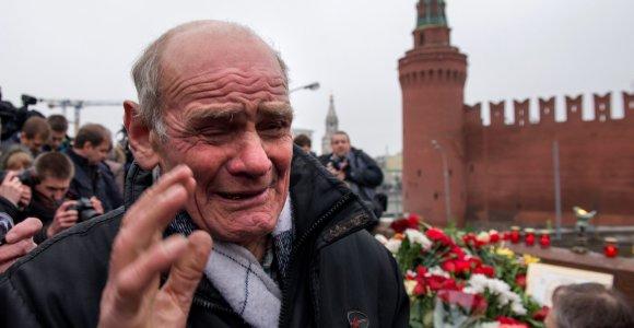 """B.Nemcovo nužudymą tirs generolas A.Drimanovas, kuris kuravo """"Jukos"""" ir N.Savčenkos bylas"""