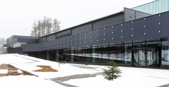 Lietuvoje atsirado dar vienas sporto objektas – Sportininkų rengimo centras Druskininkuose