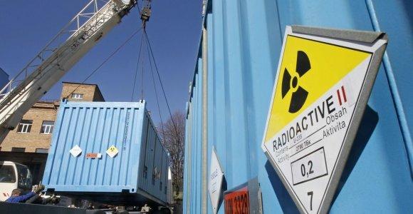 Su JAV įmonės pagalba ukrainiečiai siekia pradėti urano sodrinimą savo šalyje