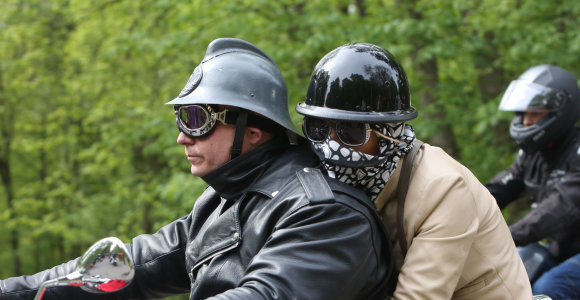 Motociklininkai – vienas žodis, plati reikšmė