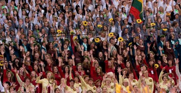 Tūkstantinis Dainų šventės choras suvienys viso pasaulio lietuvius