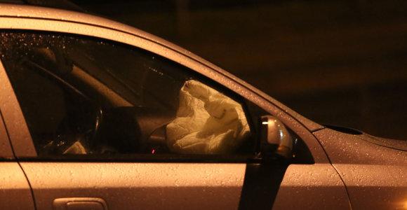 """Kaune """"Opel Astra"""" vairuotojas ant perėjos partrenkė 70-metę moterį"""