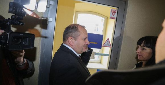 LNK ir toliau negalės transliuoti reportažų apie Kęsto Komskio asmeninį gyvenimą