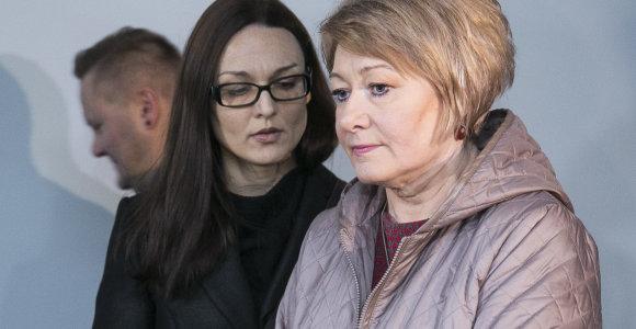 """Už motiną R.Jokubauskaitę laidavusi vidaus reikalų ministro patarėja: """"Net minties negali būti apie piktnaudžiavimą!"""""""