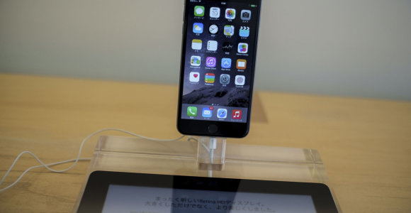 """iPhone"" telefonuose aptikta ""Apple"" klaida gali sutrikdyti ""iPad"", ""Mac"" ir ""Apple Watch"""