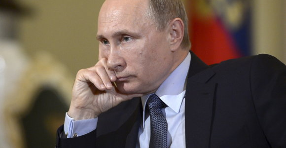 Politologas Nerijus Maliukevičius: Lietuva turi parodyti Putinui, kas gali būti prarasta