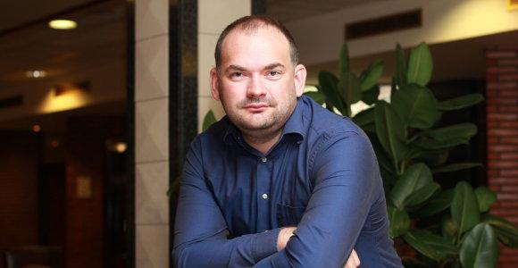 """IT ekspertas Marius Pareščius: """"Lietuvoje bandoma pradėti interneto cenzūrą"""""""