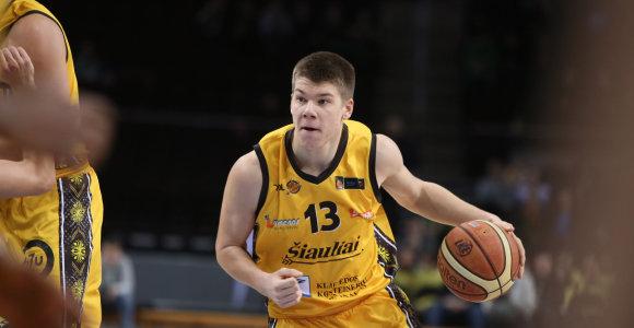 """""""Šiauliai"""" nukovė Latvijos čempionus ir apgynė BBL čempionų titulą"""