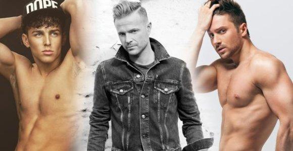"""Donatas Montvydas triuškinančiai laimėjo """"Eurovision Next Top Male Model"""" rinkimus"""
