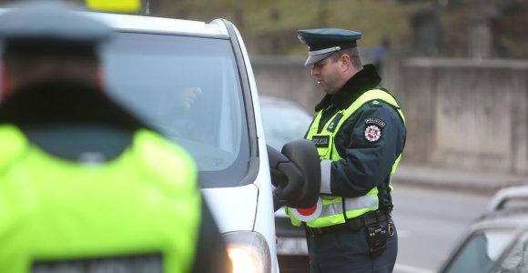 Per parą darbo metu nukentėjo keturi pareigūnai