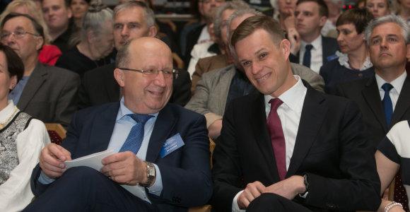Po reitingavimo konservatorių sąrašo viršuje – Andrius Kubilius ir Ingrida Šimonytė
