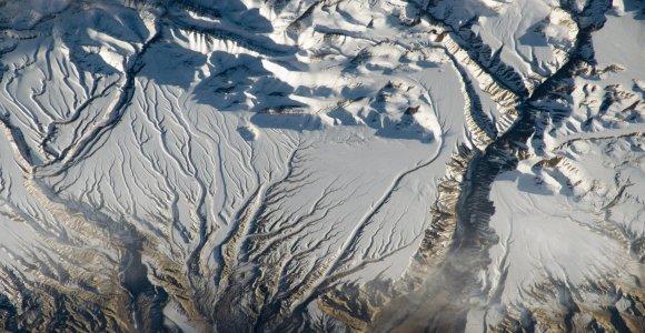 Himalajuose praėjus šešioms dienoms po sniego lavinos išgelbėtas Indijos karys