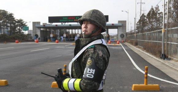 JAV ir sąjungininkės smogė į skaudžiausią Šiaurės Korėjai vietą