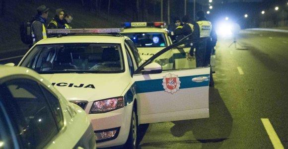 Vilniaus rajone policininkai gelbėjo gyvybę dūstančiai mažylei