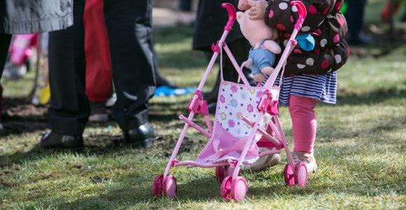 Danės skvere – vaikų turgelis ir renginys visai šeimai