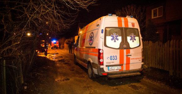 Po Panevėžio rajono kelių gaidelių akistatos 3 žmonės atsidūrė ligoninėje