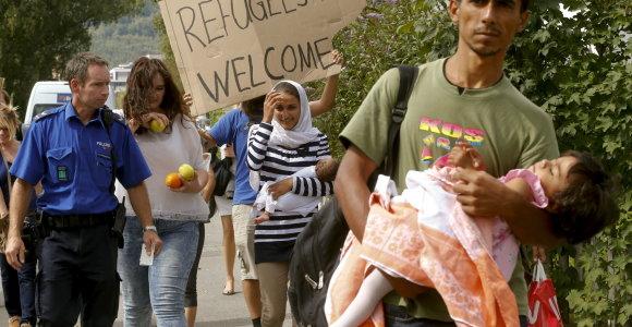 Migrantai Vokietijoje kuria vis daugiau darbo vietų