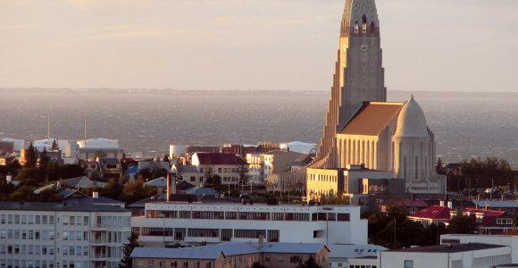 """""""airBaltic"""" skraidins iš Rygos į Reikjaviką"""