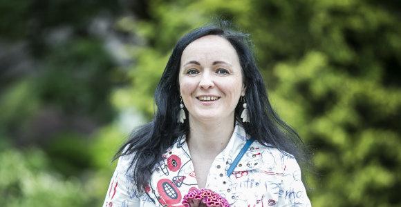Avalynės dizainerė Rūta Rimšelienė laukiasi trečios atžalos