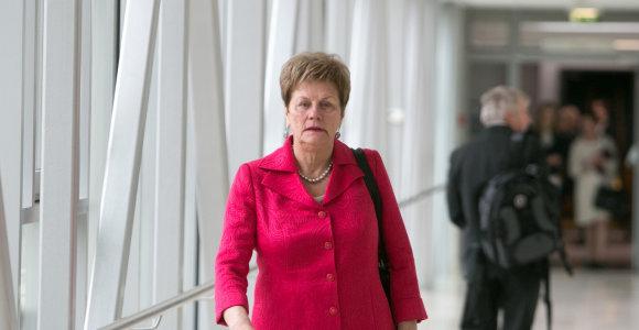 Dėl partinės drausmės pažeidimų dviem konservatoriams skirti įspėjimai