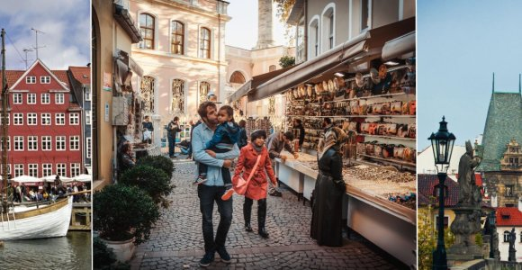 Viską mesti ir išvažiuoti: kodėl verta išvykti gyventi į Kopenhagą, Stambulą ar Prahą