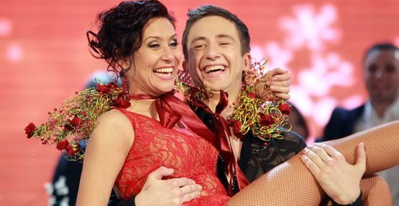 """LNK projekte """"Kviečiu šokti"""" triumfavo Irena Starošaitė ir Andrius Greblikas"""