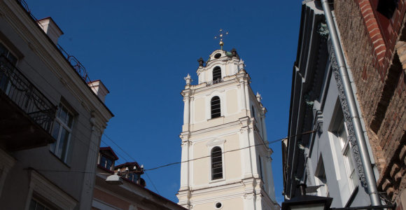 Bažnytinio paveldo muziejus džiaugiasi neįkainojama dovana – Vilniaus bažnyčių architektūros archyvu