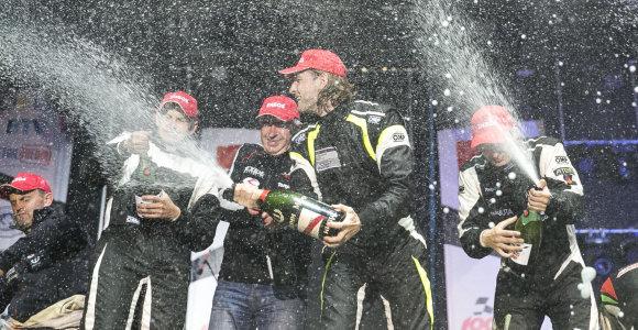 """""""Eneos 1006 km"""" lenktynių favoritai: kas šaus pergalės šampaną šiemet?"""