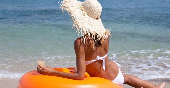Kaip nepriaugti svorio per atostogas: 10 patarimų