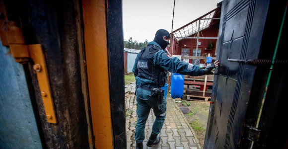 Vidiškių kaime miegojusius jaunuolius pažadino užpuolikai: sumušė ir apiplėšė