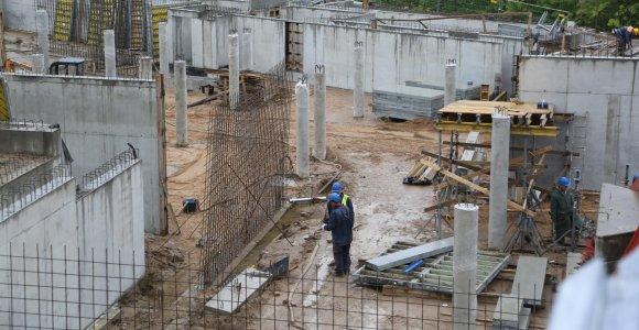 Prokurorai nerado pažeidimų statant daugiabučius Vilniaus Užupio mikrorajone
