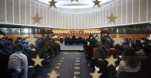 Lietuviai neišnaudoja visų galimybių kreiptis į Strasbūro teismą