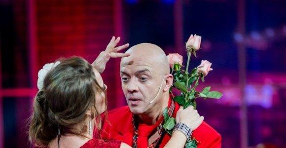 Tarp Ramūno Rudoko ir Natalijos Janičkinos – muilo operos verta aistra
