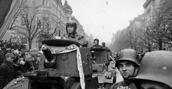 Spalio 28-oji: prieš 73 metus Lietuvos kariuomenė įžengė į Vilnių