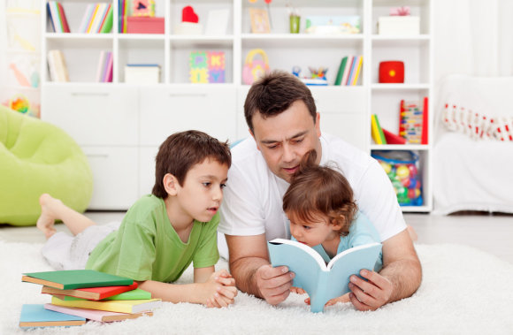 """""""Shutterstock"""" nuotr./Vaikai"""