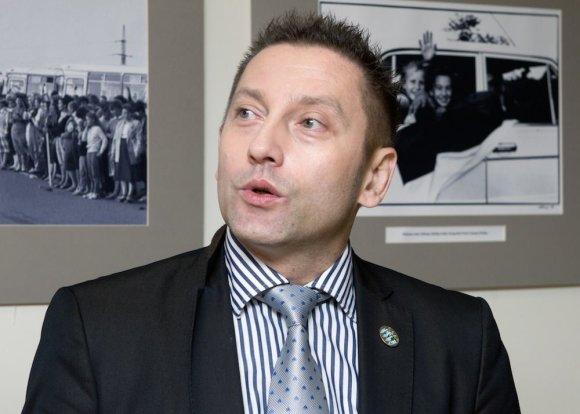Vytauto Valentinavičiaus nuotr./Vladimiras Simonko