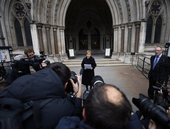"""""""Scanpix""""/AP nuotr./Londone paskelbtos Aleksandro Litvinenkos mirties tyrimo išvados"""