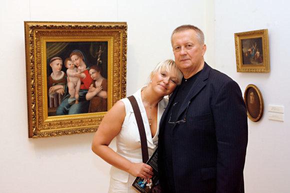 zmones24.lt/Foto naujienai: Edmundas Armoška, Agnė Šemberienė: plačiajai visuomenei!