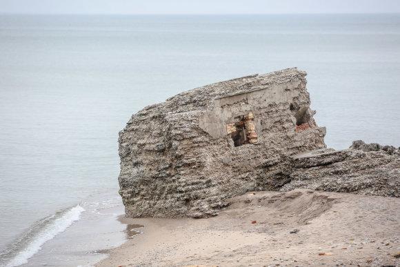 Juliaus Kalinsko/15min.lt nuotr./Dalis Liepojos šiaurinių fortų buvo susprogdinti per Pirmąjį pasaulinį karą 1915 m.