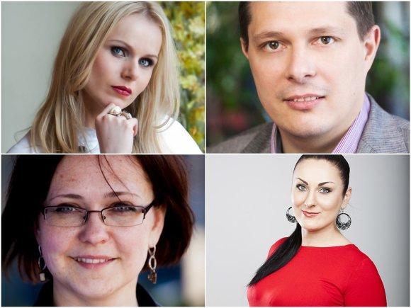 15min.lt nuotr./Gerda Asipavičienė, Kristina Dambrauskaitė, Marijus Kvilis, Viktorija Česonytė