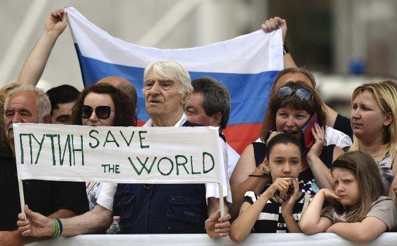 """""""Reuters""""/""""Scanpix"""" nuotr./Putino vizitas Milano """"EXPO 2015"""" parodoje"""