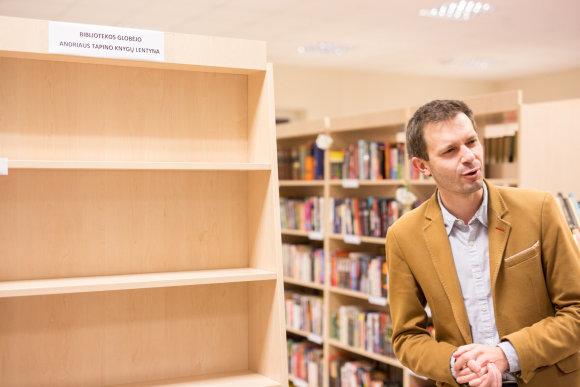 """Projekto partnerio nuotr./""""Atrask vaikystės biblioteką"""""""