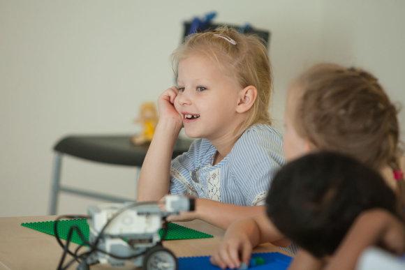 Šiaurės Licėjaus nuotr./Mokykla vaikų akimis: kada norisi mokytis?