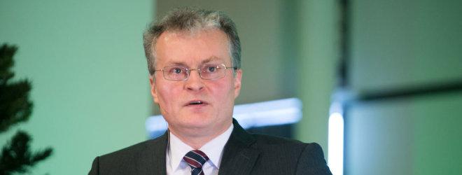 Gitanas Nausėda: naujasis energetikos ministras Rokas Masiulis įrodė, kad turi stuburą