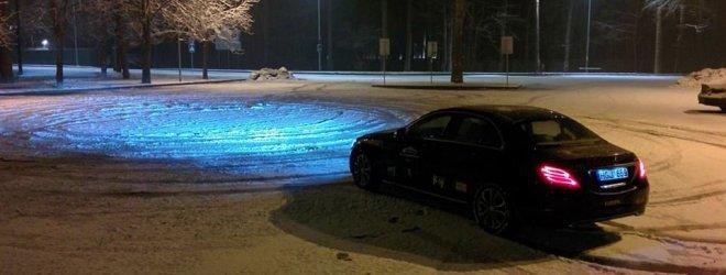 Žiemą kas penktas vairuotojas tyčia paslidinėja kelyje