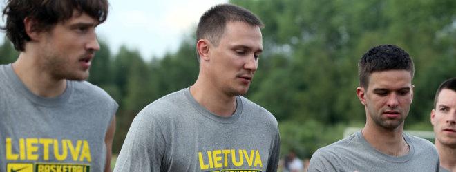 Naujasis Lietuvos krepšinio rinktinės kapitonas – Paulius Jankūnas