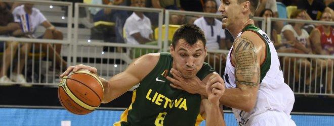 Pasaulio čempionatą Lietuvos rinktinė pradėjo sunkiai, bet pergalingai – 87:74 įveikta Meksika