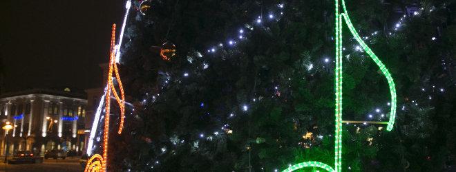 Savaitgalį miestai jau įžiebs Kalėdų egles